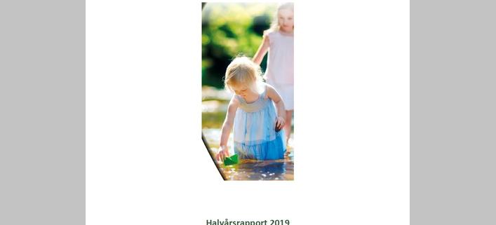 Halvårsrapport 2019