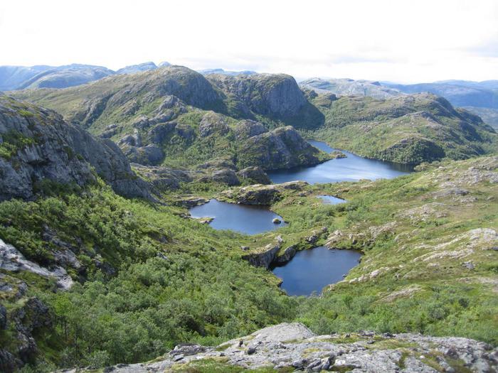 Innvordfjellet Nord Trøndelag