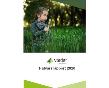 vardar halvårsrapport 2020